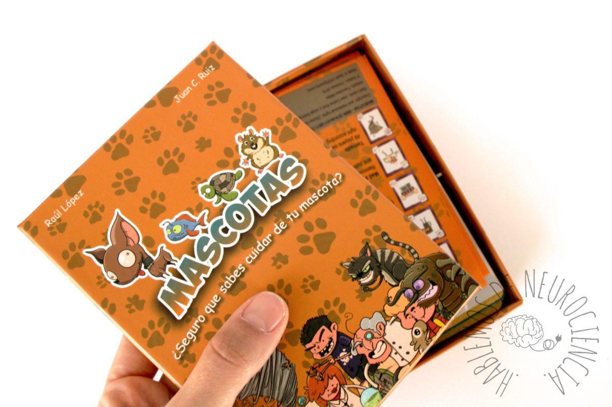 Mascotas - Atomo Games