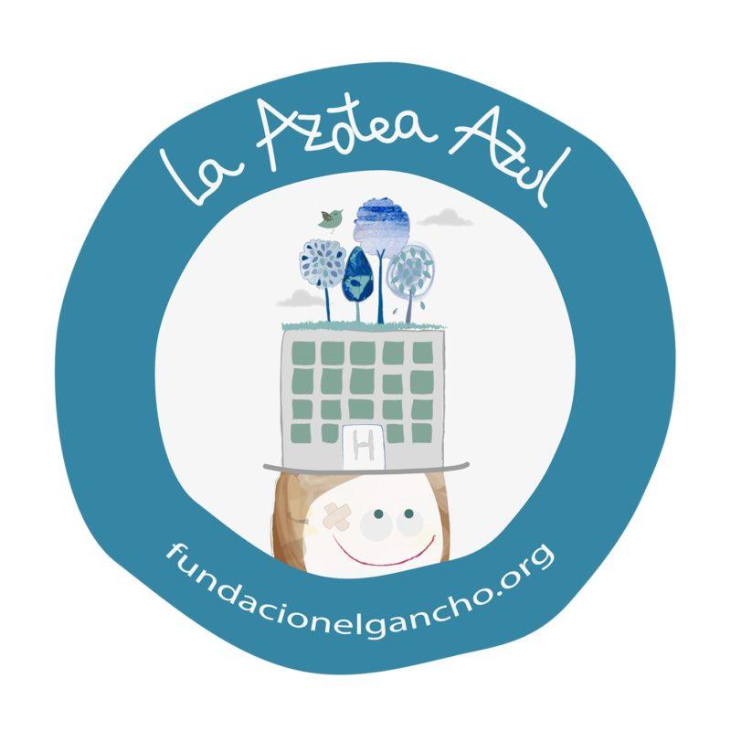 La Azotea Azul (logo)