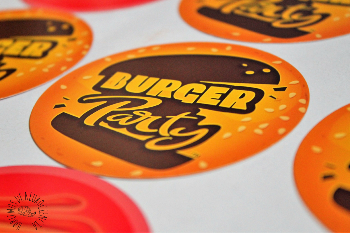 Burger Party - Goliath